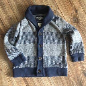 Oshkosh boy sweter 3T
